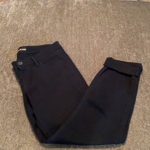 Express women's ankle skinny jeans; size 8
